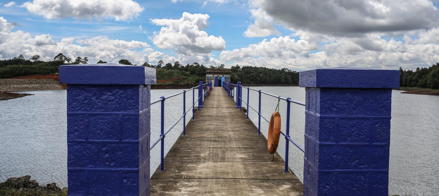 Réhabilitation du barrage de Sasumua au Kenya