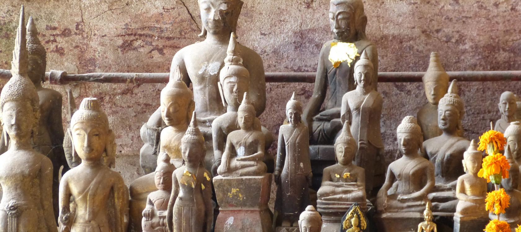 Statuettes, Laos