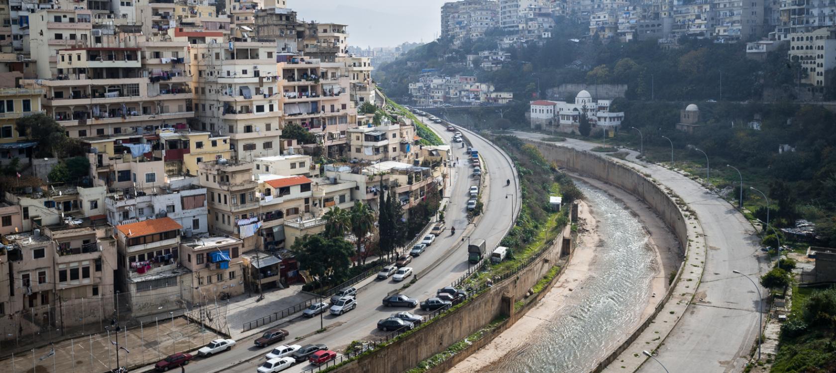Souk, old-town, médina, Tripoli, Lebanon, Petit