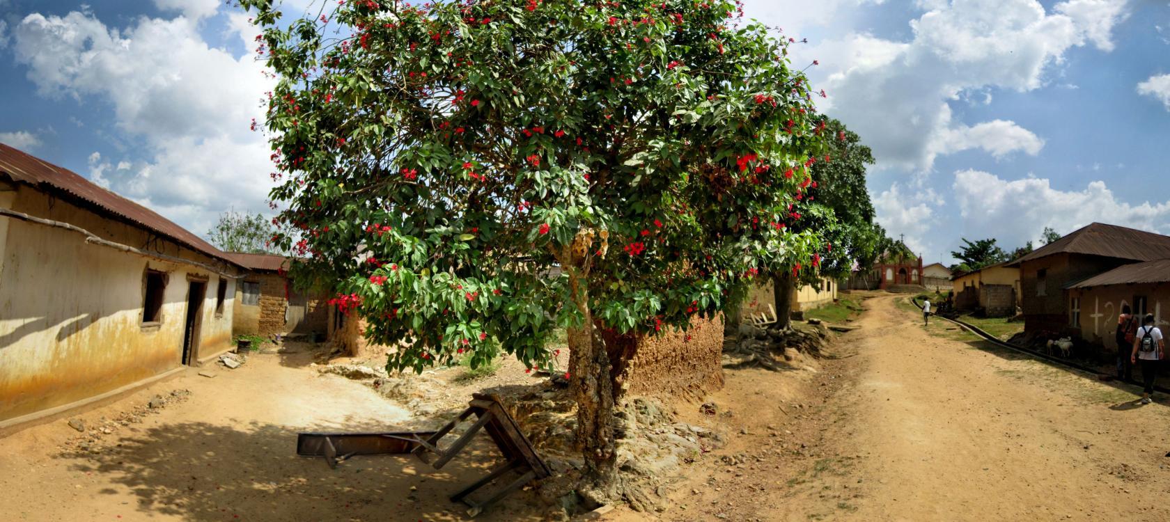 Village, Togo
