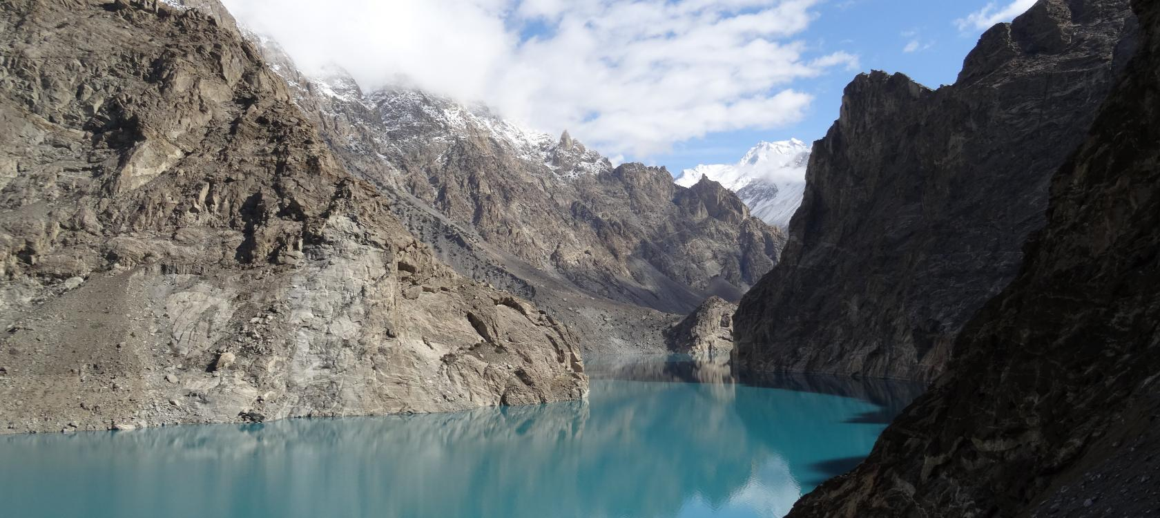 Lac, Pakistan, nature