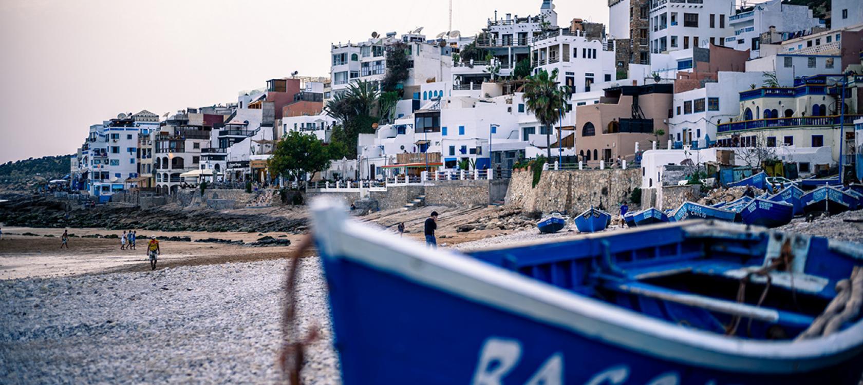Maroc-Taghazout