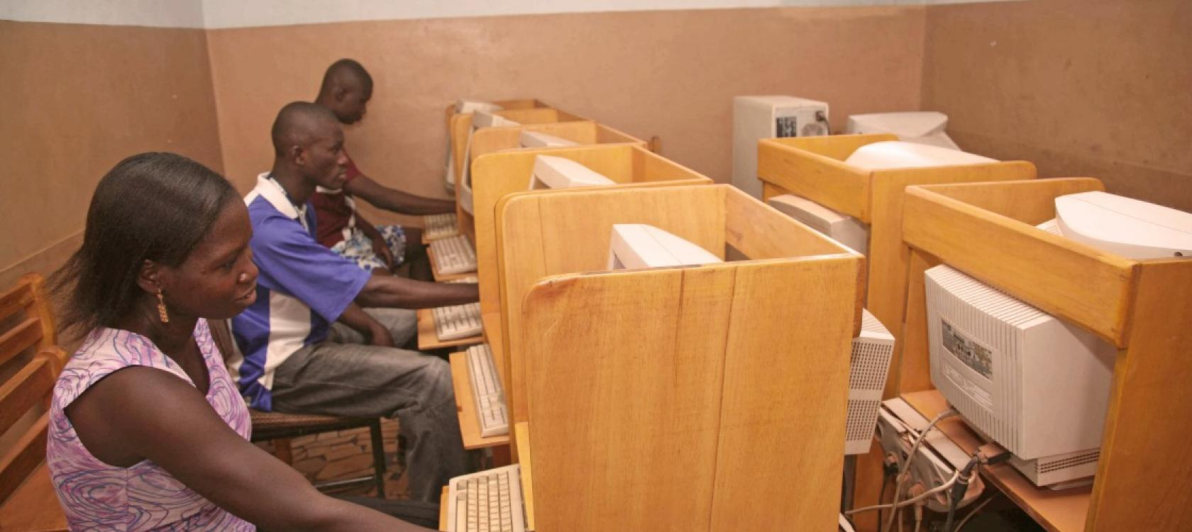 civic tech, Burkina Faso, NTIC