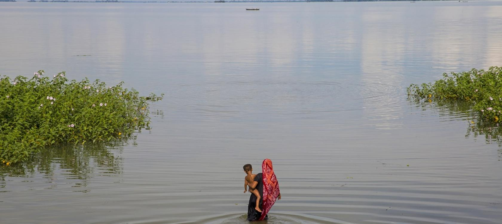 Asia, Pacific, Bangladesh, Agence Française de Développement, sea, water rise, rise of sea level