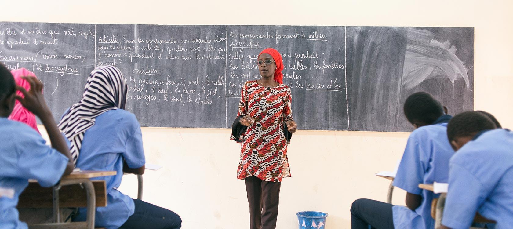 education, Senegal, NGOs: AFD supports 21 new projects