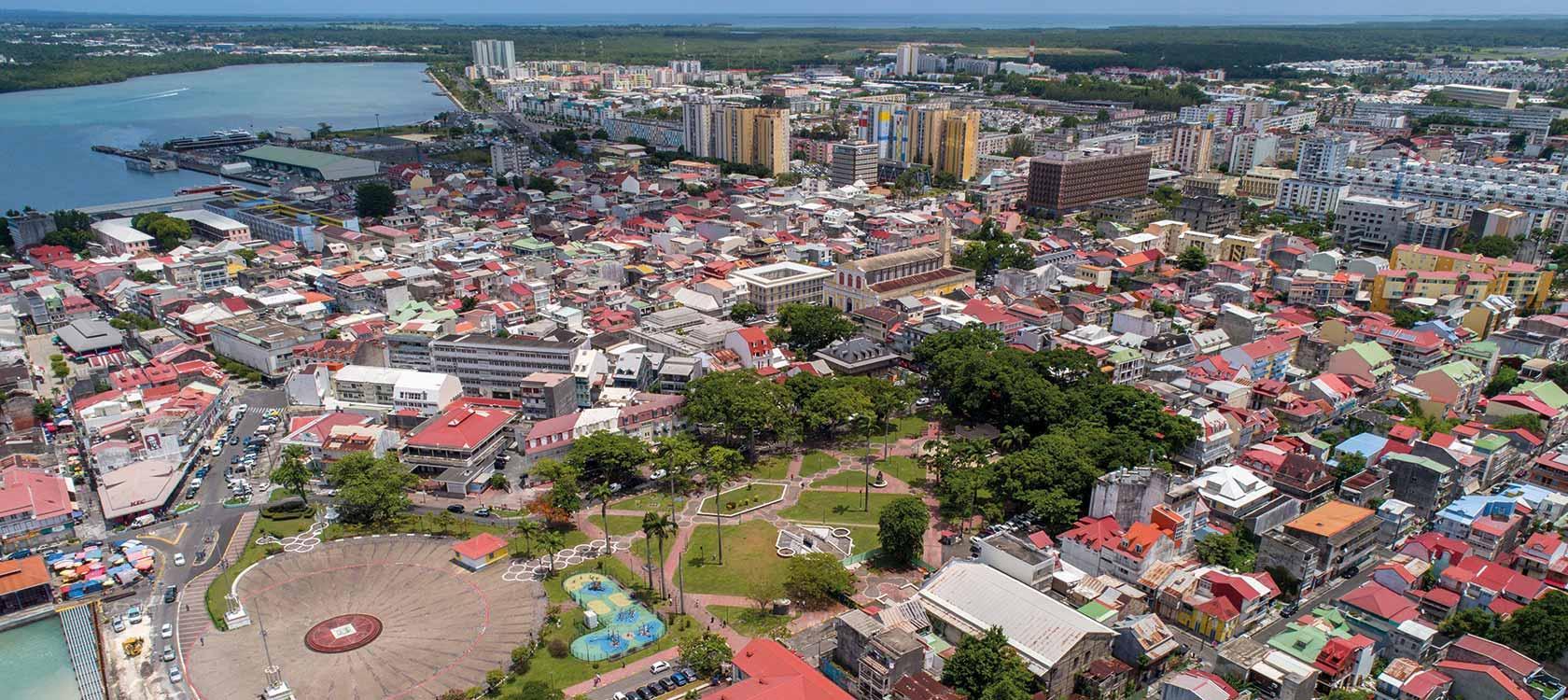 Place de la Victoire, Pointe a Pitre, Guadeloupe