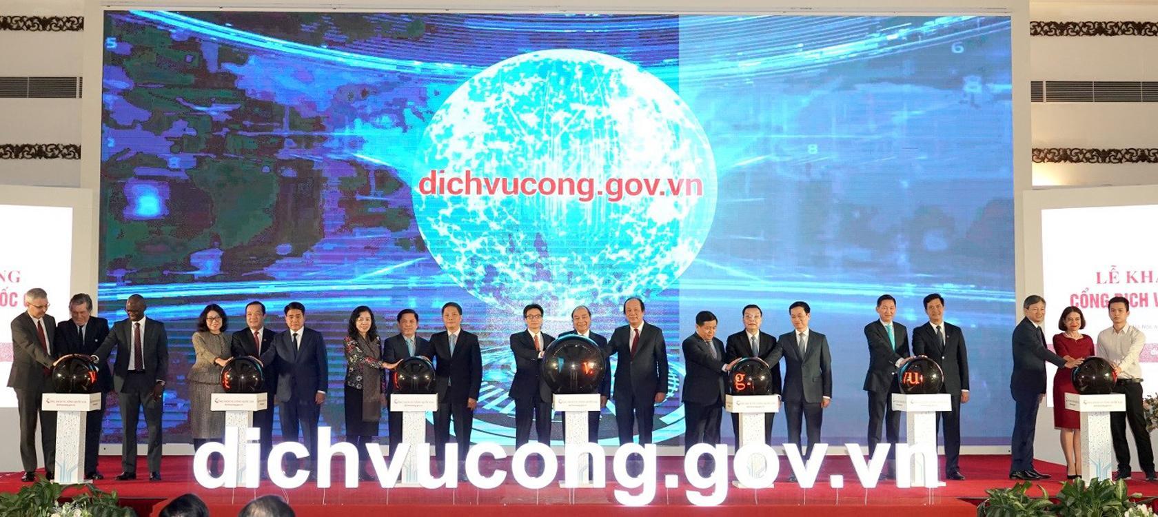 Vietnam, e-gouvernance