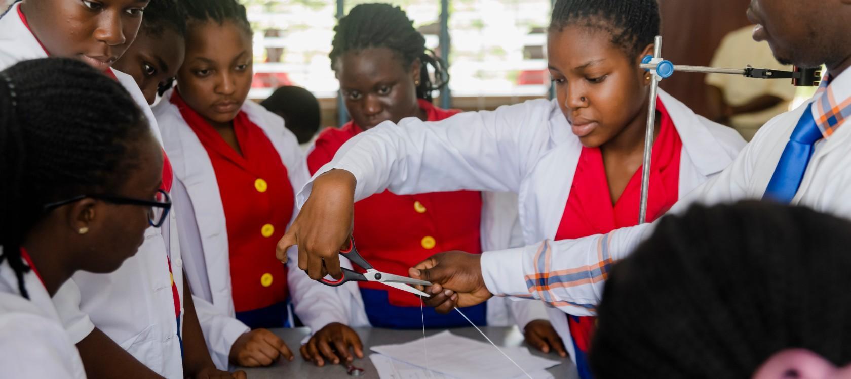 Ghana, Legacy Girls College