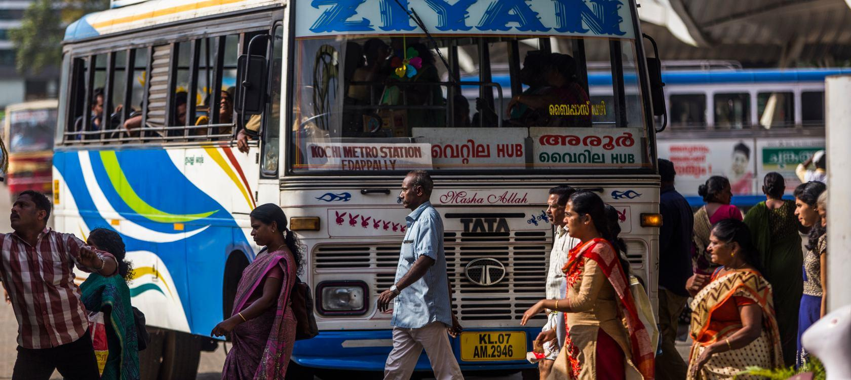 Reducing urban greenhouse gas emissions through sustainable urban mobility planning, India