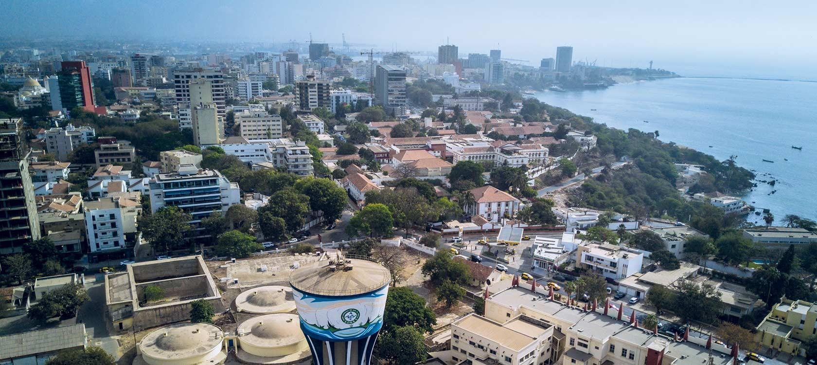 AFD's action in Senegal, development
